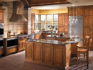 Cabinets of kitchen | Raby Home Solutions