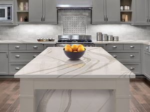 Marble kitchen countertops | Raby Home Solutions