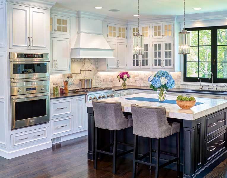Lavish kitchen interior | Raby Home Solutions