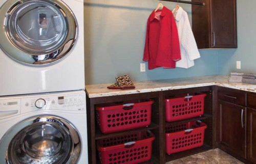 laundry room cabinets | Raby Home Solutions