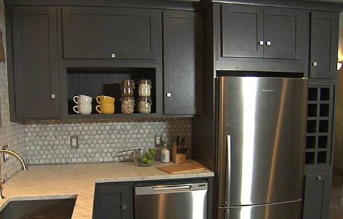 grey-kitchen-cabinets | Raby Home Solutions