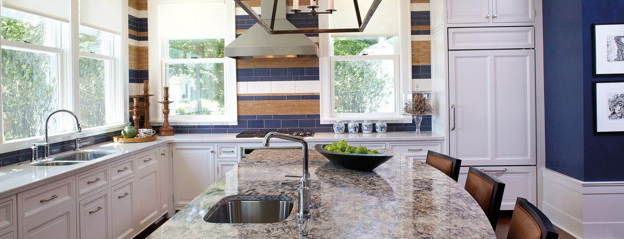 bellingham granite kitchen countertop