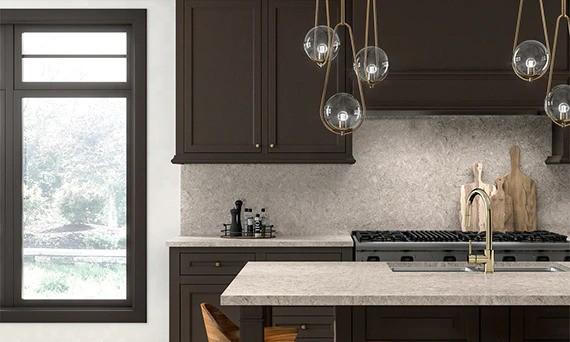 daltile kitchen quartz countertops
